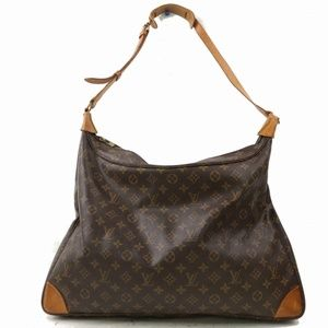 Auth Louis Vuitton Boulogne 50 Bag #1032L23